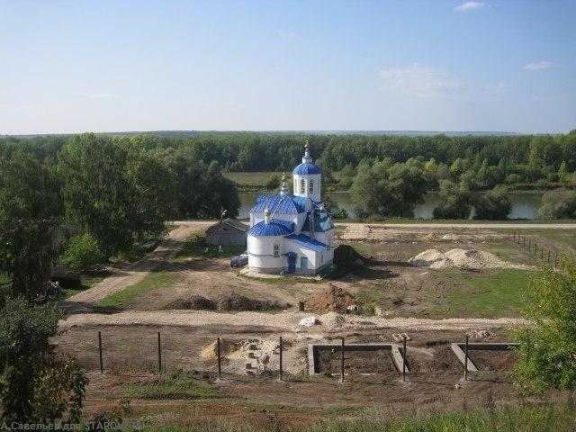 Тихвинская старообрядческая церковь села Соболевское, Татарстан