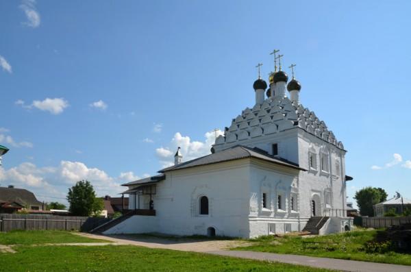 Храм во имя святителя Николы Чудотворца. Коломна