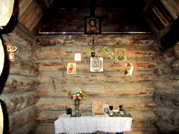 Старообрядческая часовня во имя святого великомученика Никиты. Челохово