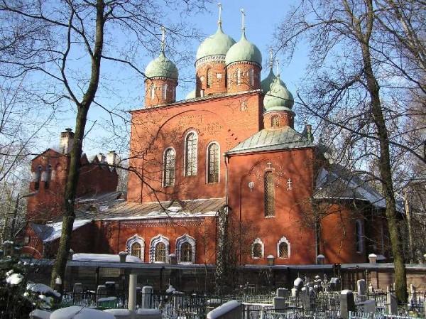 Старообрядческий храм Успения Пресвятыя Богородицы. Нижний Новгород