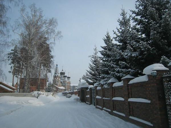 Собор Рожества Пресвятыя Богородицы. Новосибирск