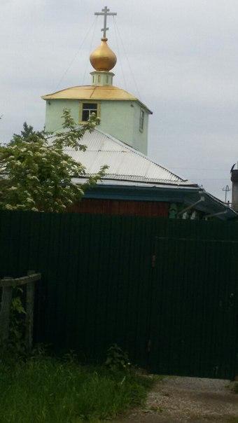 Старообрядческий храм во имя великомученицы Варвары. Новосибирск