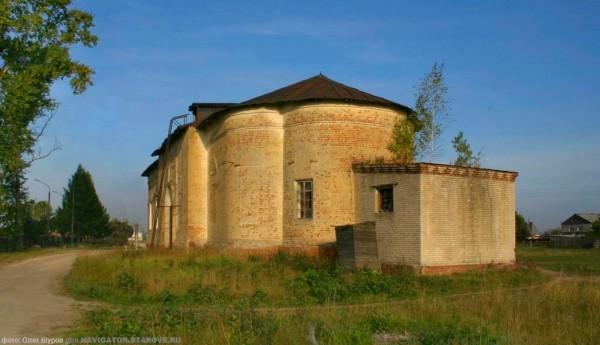 Старообрядческий храм во имя святителя Николы Чудотворца. Абрамовка