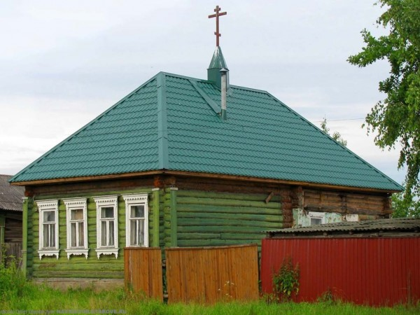 Молитвенный дом в Абрамовке