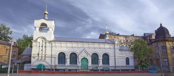 Ул. Канкринская (ныне Ульяновская). Фото 2010.