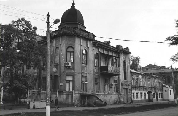 Ул. Канкринская (ныне Ульяновская), 39. Дом причта. Фото 2009.