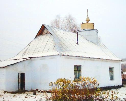 Храм во имя Благовещения Пресвятыя Богородицы. Черемшанка