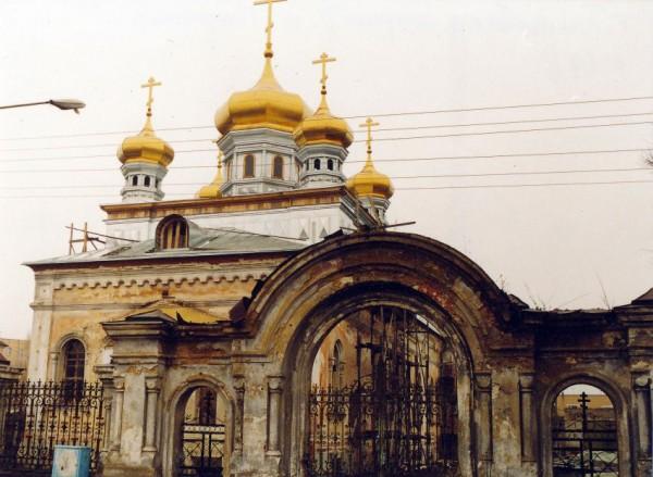 Старообрядческий храм во имя Святаго Великомученика Георгия Победоносца. Егорьевск