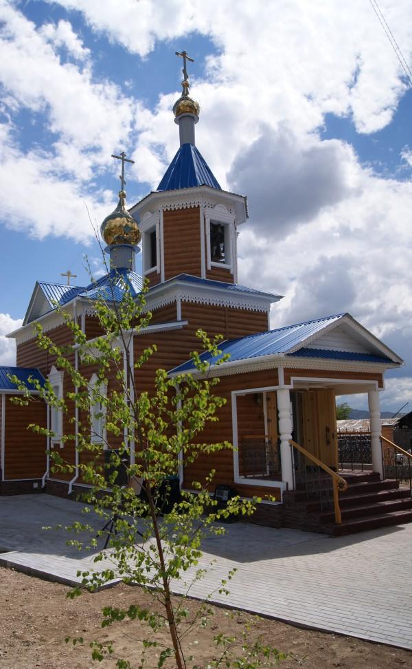 храм Сретения Господня. Новосретенка