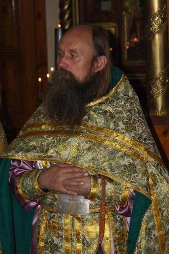 отец Сергий Чаловский