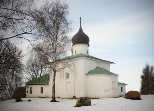 Старообрядческий храм во имя святителя Николы Чудотворца. Псков