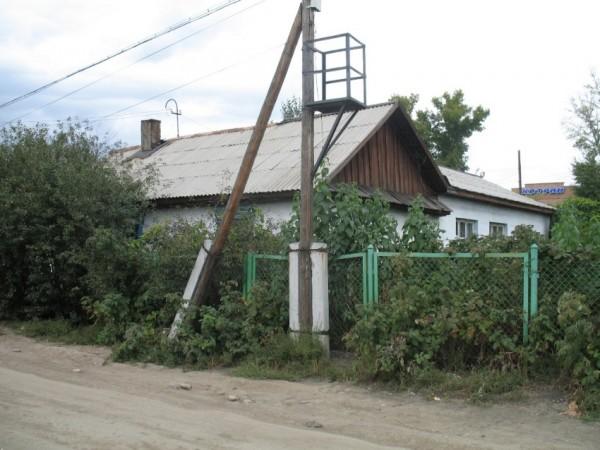 Молельный дом беспоповцев-филипповцев. Усть-Каменогорск