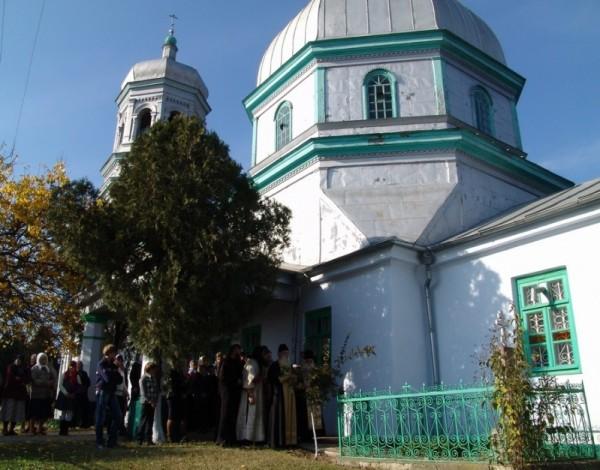 Старообрядческий храм во имя преподобной Парасковии. Мирное