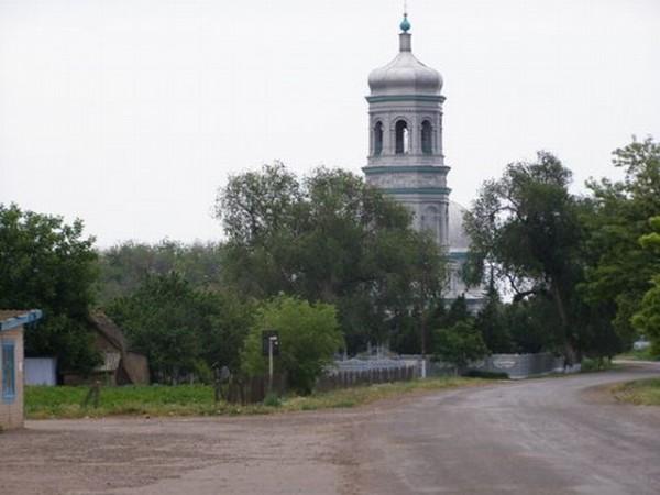 Старообрядческий храм во имя преподобной Парасковеи Сербской. Мирное