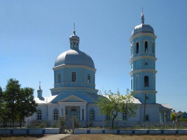 Старообрядческий храм во имя Казанской иконы Пресвятыя Богородицы. Приморское