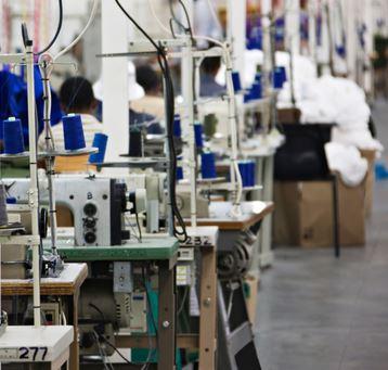 Москва, пошив изделий, промышленный текстиль
