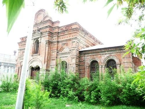 Старообрядческий храм Воздвижения Креста Господня. Сызрань