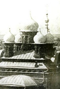 Крестовоздвиженский храм белокриницкой общины. 1916 г.