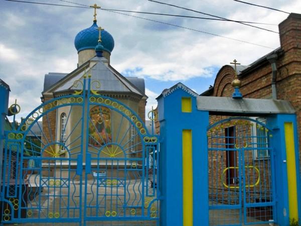 Собор во имя Покрова Пресвятыя Богородицы. Самара