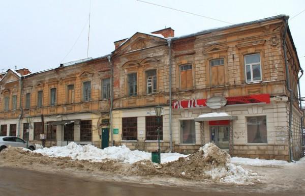 Старообрядческая церковь в доме Саниных. Самара