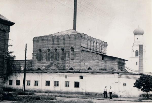 Старообрядческий храм во имя святителя Николы, архиепископа Мир Ликийских чудотворца Сызрань.